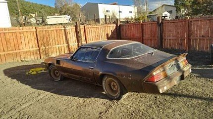 1979 Chevrolet Camaro for sale 100847237