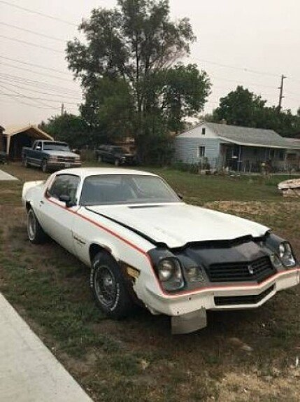 1979 Chevrolet Camaro for sale 100907405