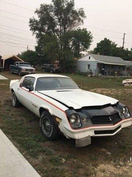 1979 Chevrolet Camaro for sale 100907405