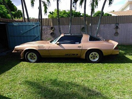 1979 Chevrolet Camaro for sale 100953714