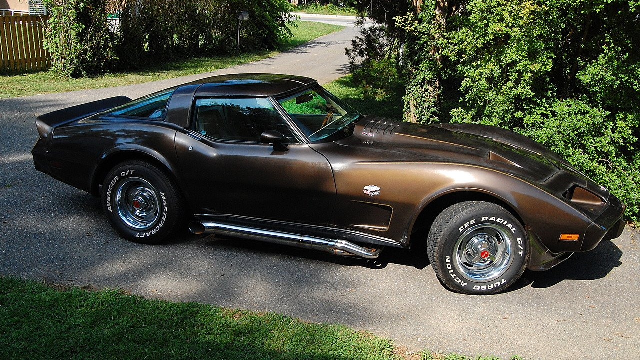 1979 Chevrolet Corvette Coupe for sale 100883333