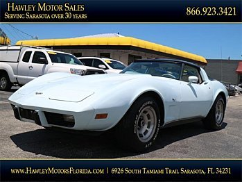 1979 Chevrolet Corvette for sale 100913770