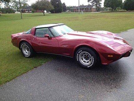 1979 Chevrolet Corvette for sale 100827303