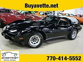 1979 Chevrolet Corvette for sale 100978794