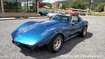 1979 Chevrolet Corvette for sale 101058339