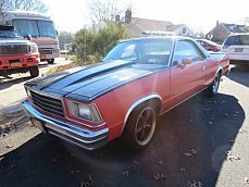 1979 Chevrolet El Camino for sale 100836243