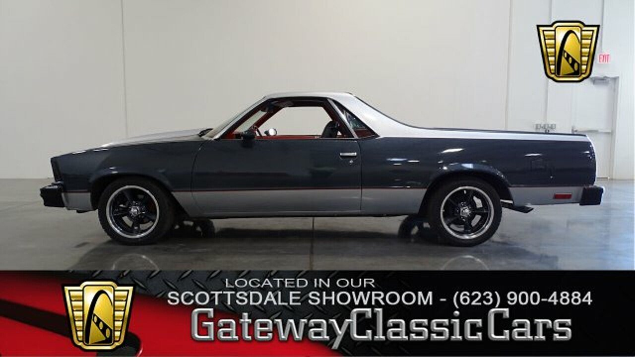 1979 Chevrolet El Camino for sale 100944997