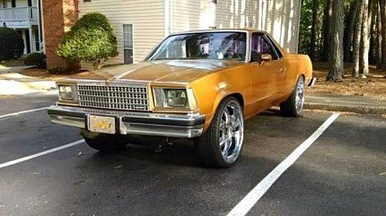 1979 Chevrolet El Camino for sale 100827115
