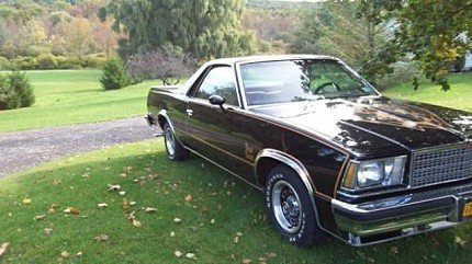 1979 Chevrolet El Camino for sale 100827134
