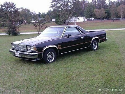 1979 Chevrolet El Camino for sale 100827470