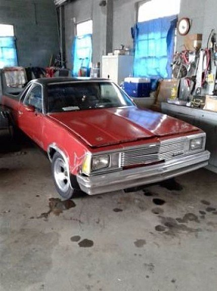 1979 Chevrolet El Camino for sale 100913984