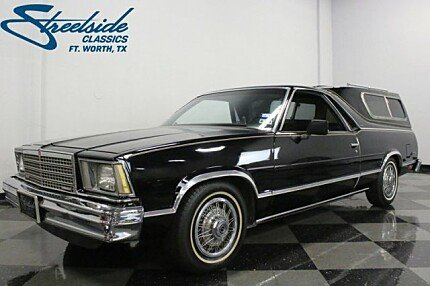 1979 Chevrolet El Camino for sale 100946609