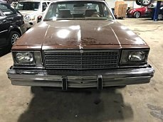 1979 Chevrolet El Camino for sale 100957887