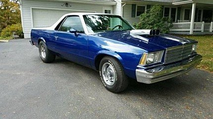 1979 Chevrolet El Camino for sale 100959723