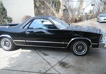 1979 Chevrolet El Camino for sale 100987988