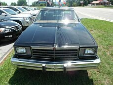 1979 Chevrolet El Camino for sale 101002726