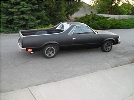 1979 Chevrolet El Camino for sale 101007931