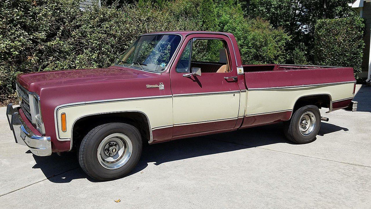 1979 Chevrolet G10 for sale 101036964