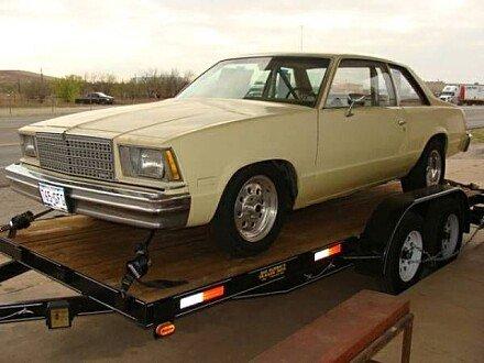 1979 Chevrolet Malibu for sale 100806739