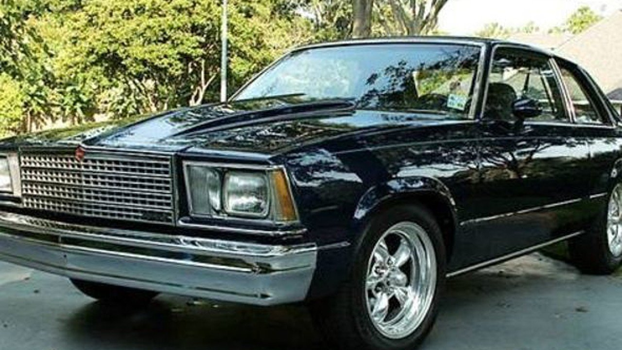 Malibu chevy classic malibu : Malibu » 1978 Chevy Malibu 4 Door - Old Chevy Photos Collection ...