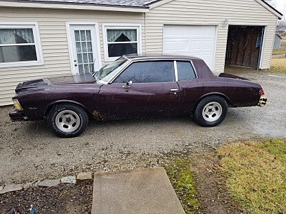 1979 Chevrolet Monte Carlo for sale 100960391