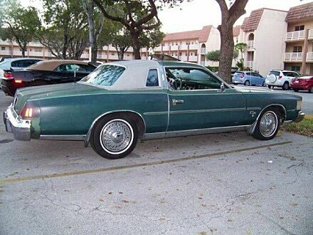 1979 Chrysler Cordoba for sale 100827144