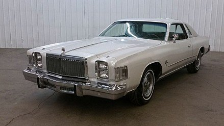 1979 Chrysler Cordoba for sale 100856301