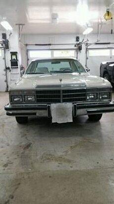 1979 Chrysler LeBaron for sale 100815969