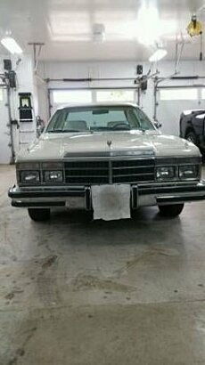 1979 Chrysler LeBaron for sale 100827061