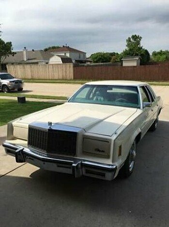 1979 Chrysler New Yorker for sale 100827181