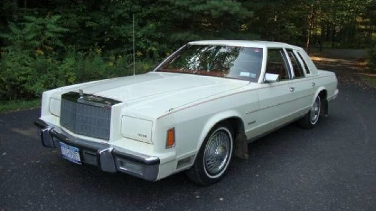 1979 chrysler new yorker for sale near cadillac michigan. Black Bedroom Furniture Sets. Home Design Ideas