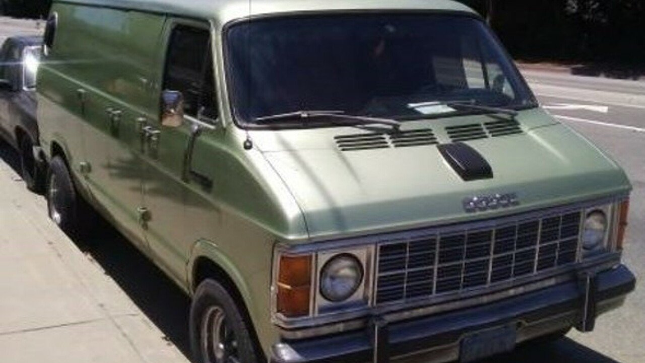 1979 Dodge B200 for sale 100929482
