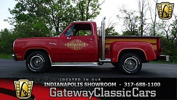 1979 Dodge D/W Truck for sale 100995421