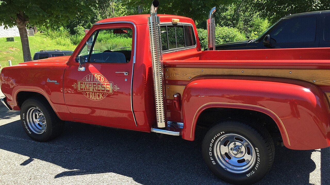Dodge Li\'l Red Express Classics for Sale - Classics on Autotrader
