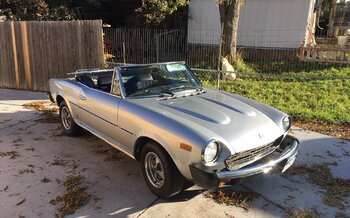 1979 FIAT 2000 Spider for sale 101041258