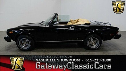 1979 FIAT Spider for sale 100770251