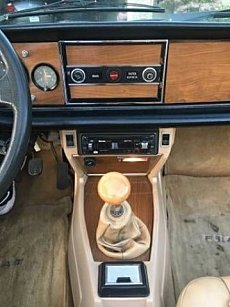 1979 FIAT Spider for sale 100807642