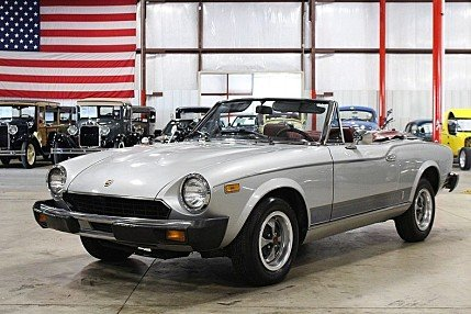 1979 FIAT Spider for sale 100909245