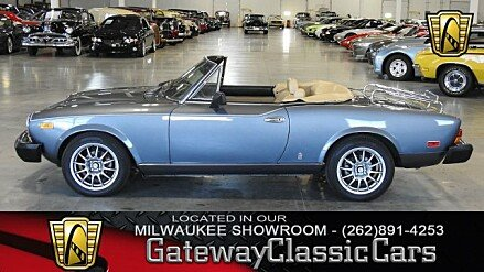 1979 FIAT Spider for sale 100930250