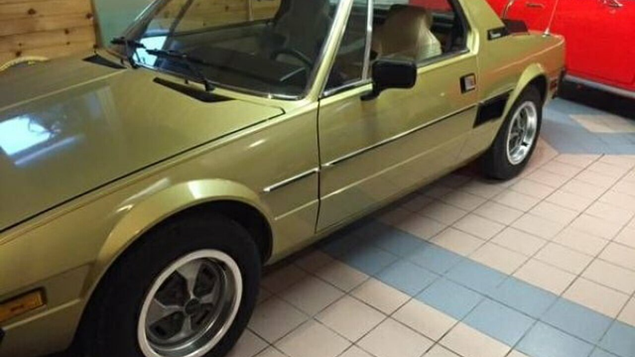 1979 FIAT X1/9 for sale 100893483