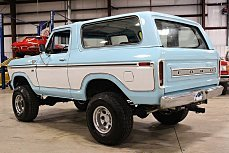 1979 Ford Bronco for sale 100773271