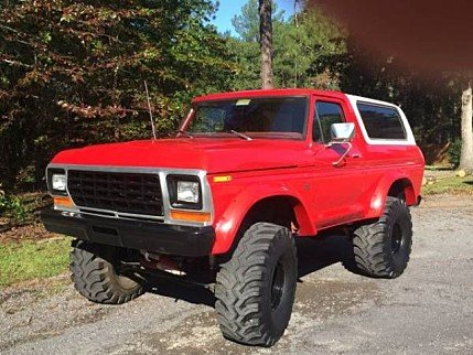1979 Ford Bronco for sale 100844095