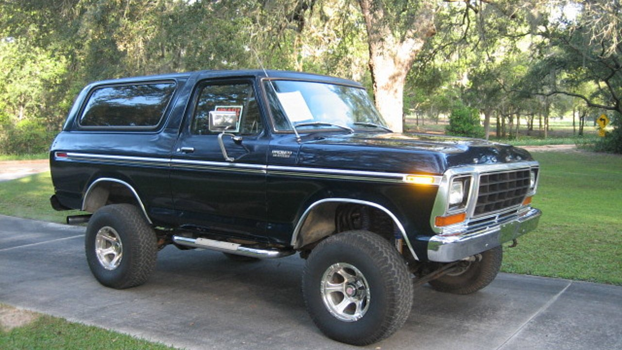 1979 Ford Bronco for sale 100873683