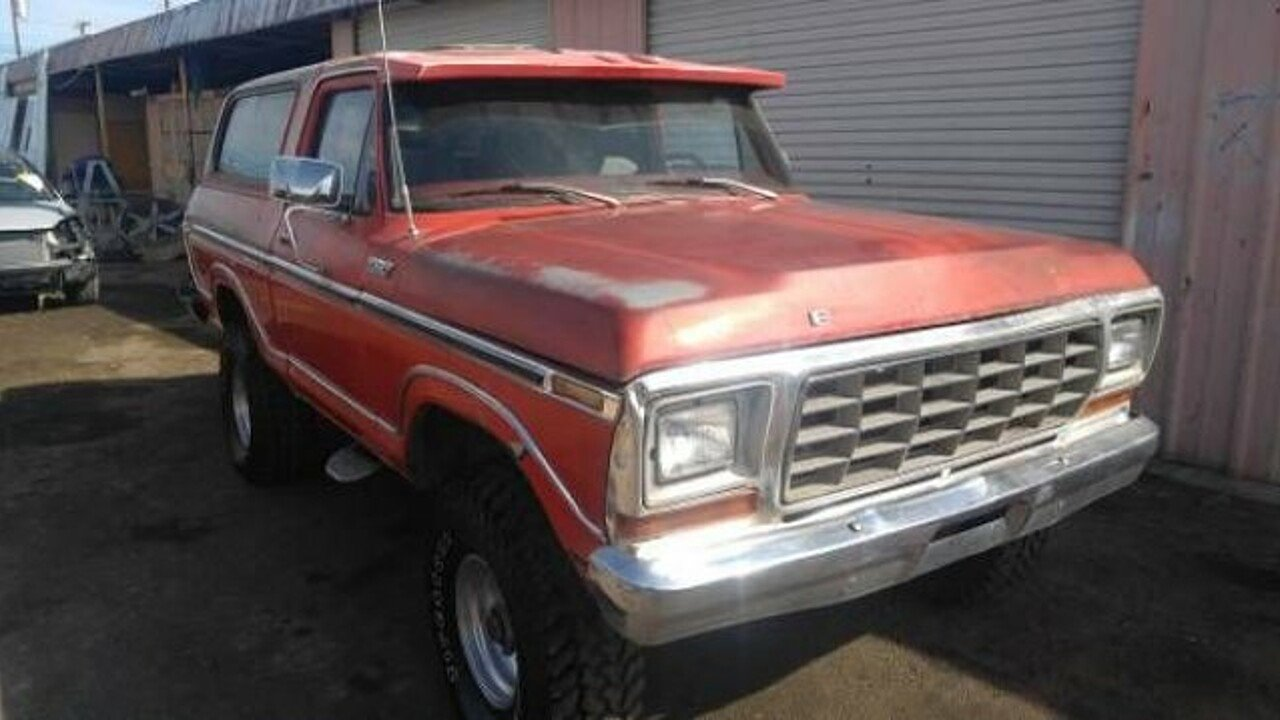 1979 Ford Bronco for sale 100966582