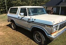 1979 Ford Bronco For Sale 100812302