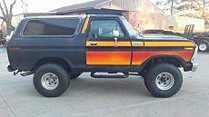 1979 Ford Bronco for sale 100847235