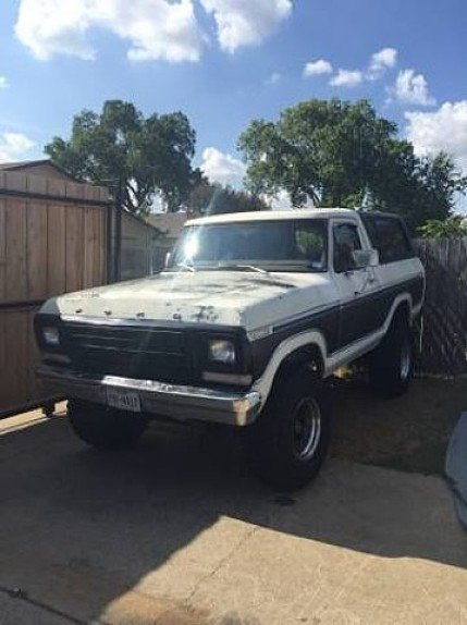 1979 Ford Bronco for sale 100884007