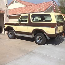 1979 Ford Bronco for sale 100887758