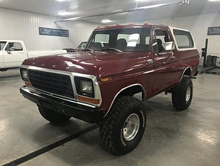 1979 Ford Bronco for sale 100909478