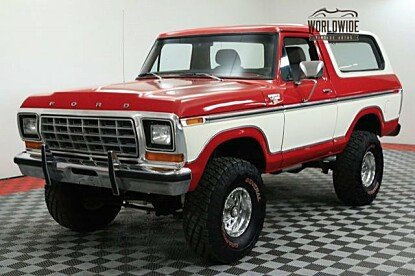 1979 Ford Bronco for sale 100962736